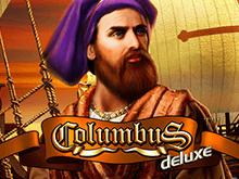 автомат Columbus Deluxe дарит бонусы