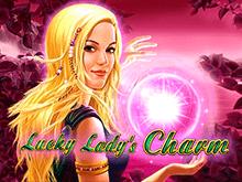 Lucky Lady's Charm — аппарат с бонусами