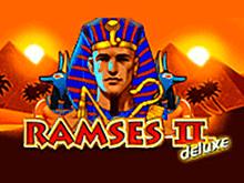 Ramses II Deluxe игровой автомат