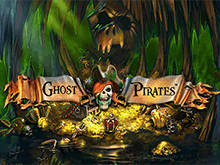 Казино на деньги Ghost Pirates