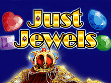 Казино на деньги Just Jewels
