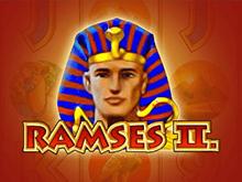 Игровые автоматы на деньги Ramses II