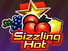 Автомат с бонусом Sizzling Hot