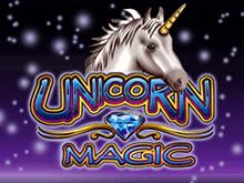 Автоматы с бонусом Unicorn Magic