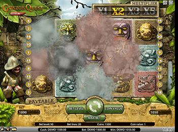 Автоматы с бонусам Gonzo's Quest Extreme