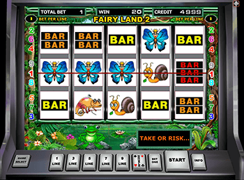 Казино на деньги Fairy Land 2
