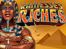 Богатства Рамзеса: игра онлайн с выводом денег