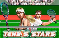Автомат Звезды Тенниса доступен в виртуальном казино