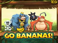 Вперед Бананы! — автомат на деньги