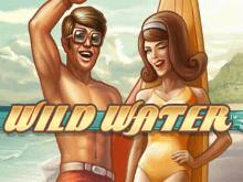 Дикая Вода — онлайн автомат на реальные деньги