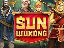 Играйте на деньги в онлайн-слот Сунь Укун