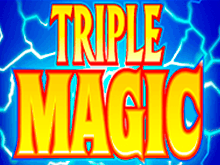 Играйте в лучший азартный автомат Triple Magic