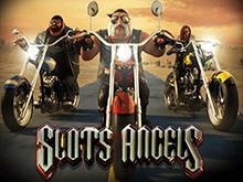 Азартный игровой автомат Slots Angels с бонусом в онлайн-казино