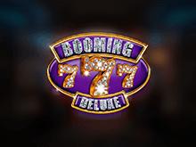 Играть на деньги в автомат Booming Seven Deluxe